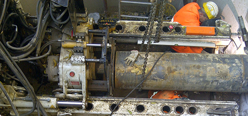 Pilot Microtunnelling Pipe