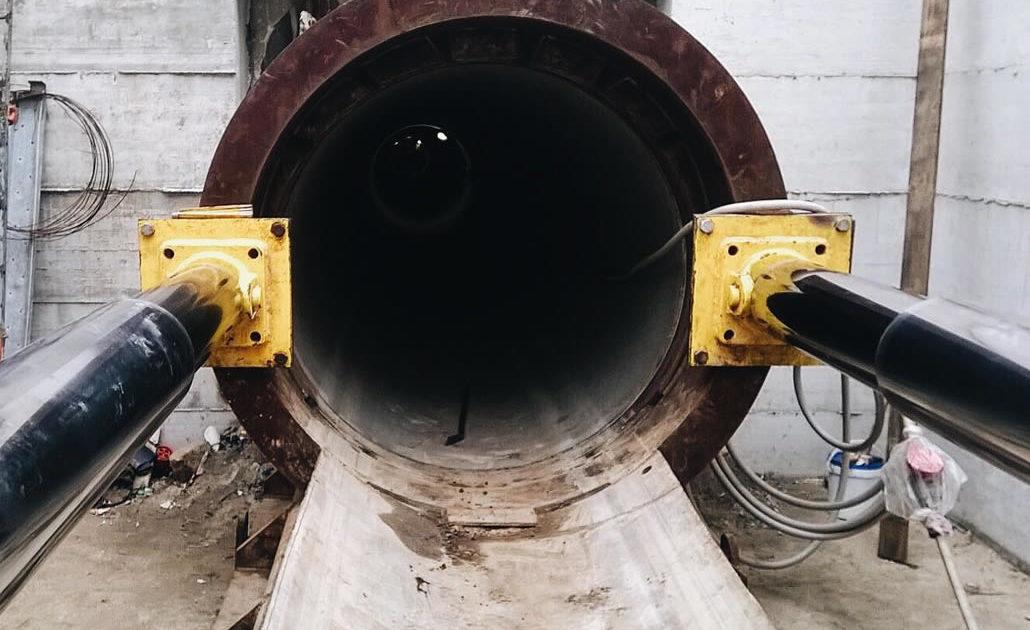 perforazioni con scudo direzionale aperto tecnoattraversamenti